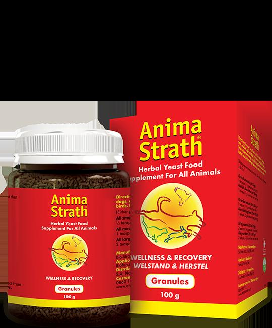 Anima-Strath Granules 100g